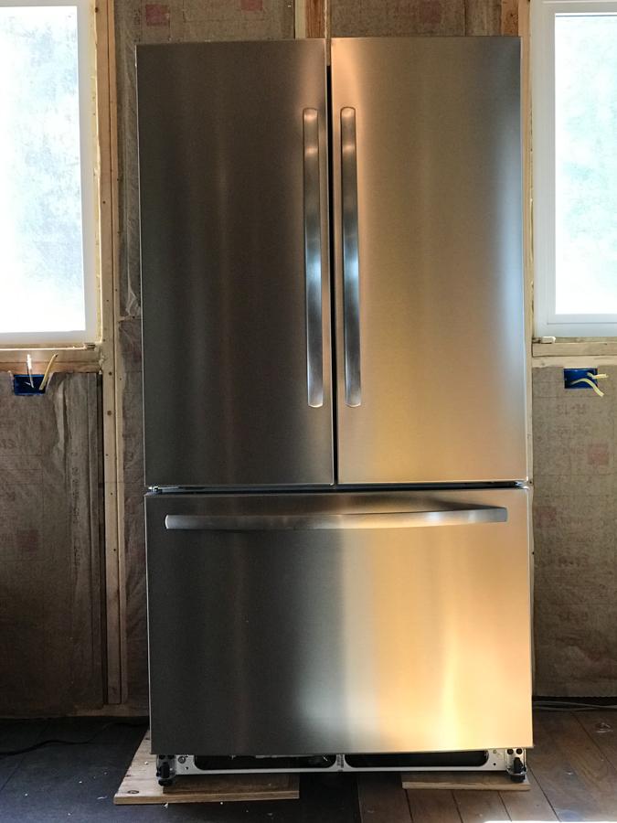 New Refrigerator 01