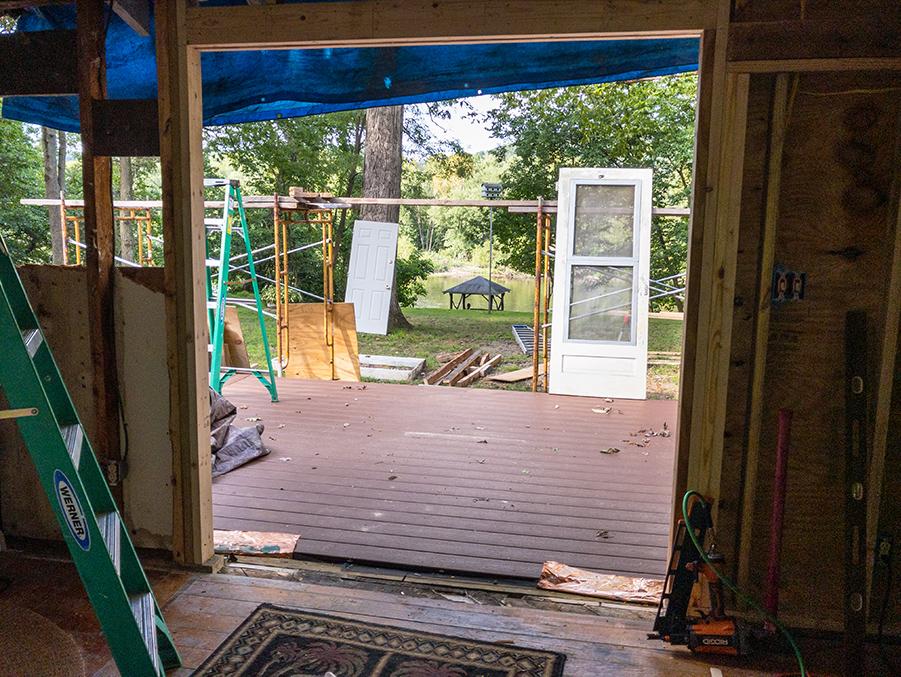 Entry Door Rough Opening