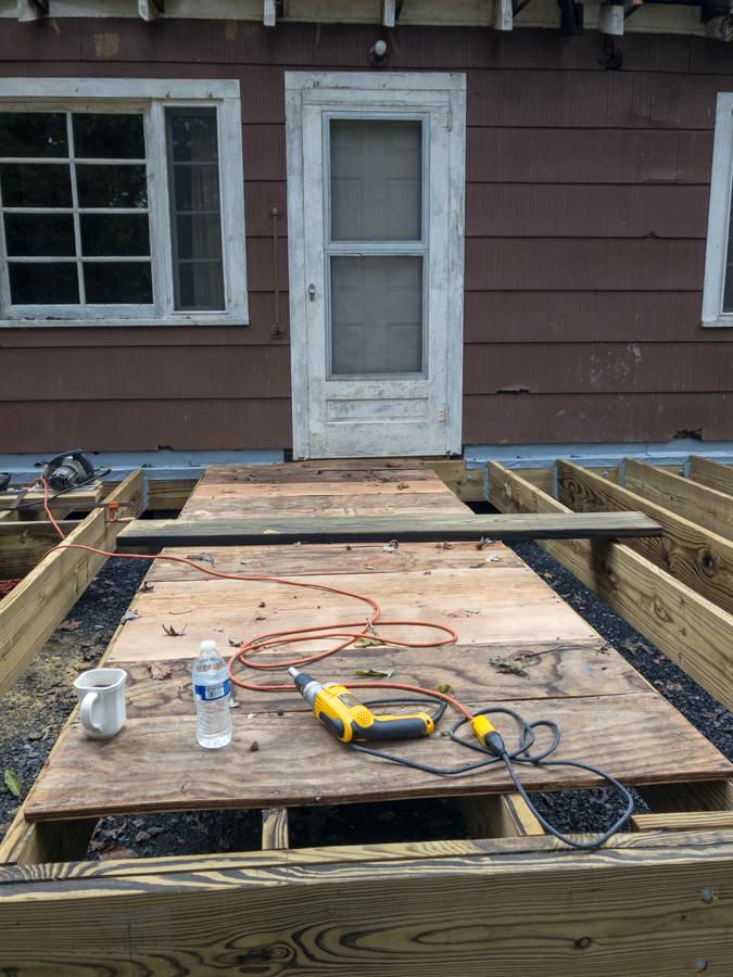 Plywood Runway