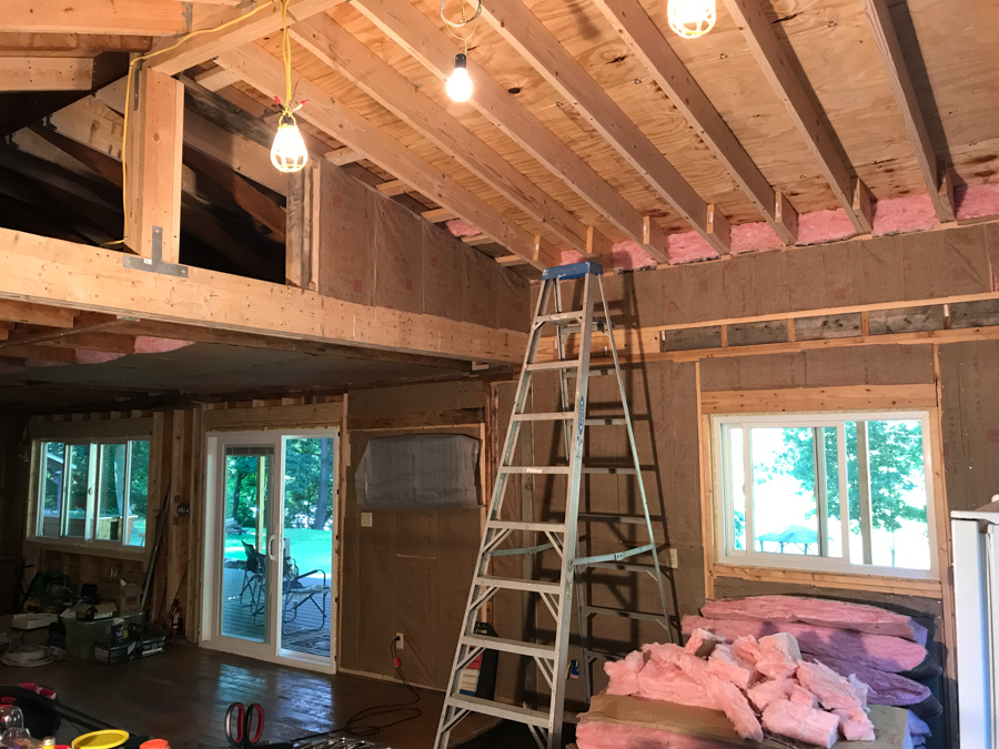 Gable End Insulation