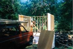 New Shed - Wall Framing