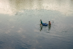 Blue Boat 02