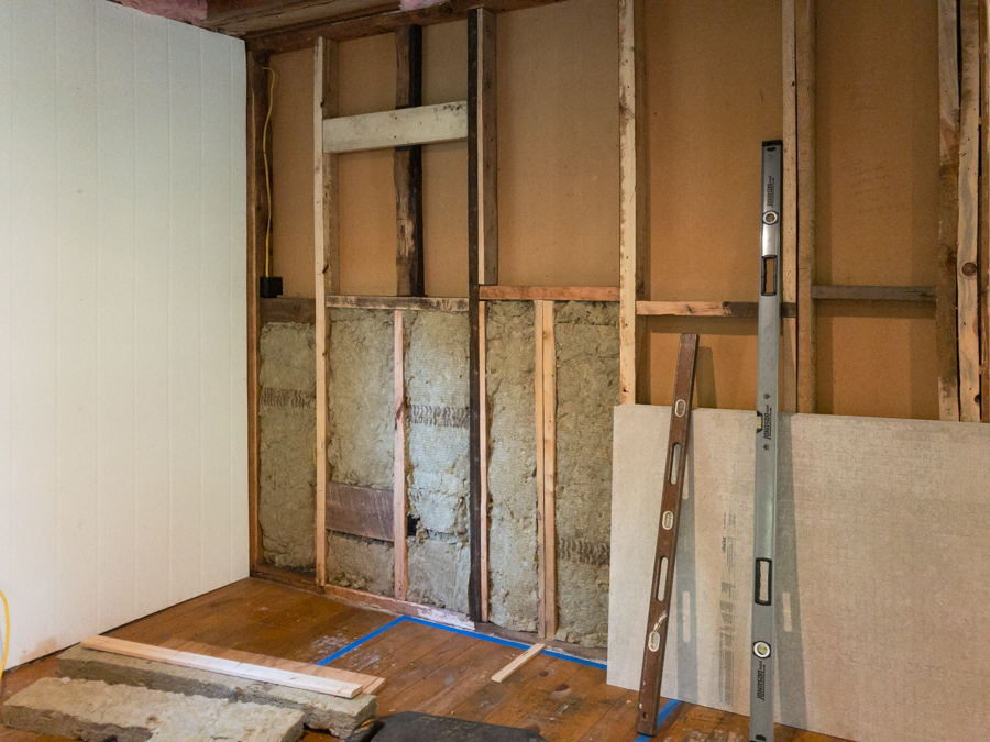 Fire Resistant Accent Wall