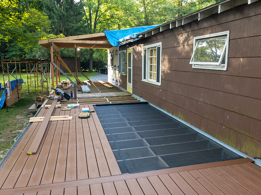 Trex Decking - Section 2
