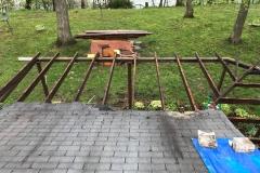 Porch Roof Framing