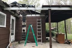 Roof Demo - Chimney