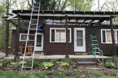 Roof Demo - Living Room