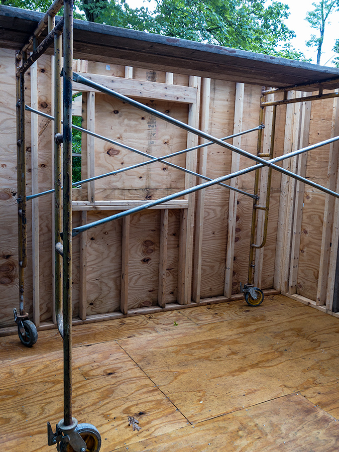 Scaffold Section 1