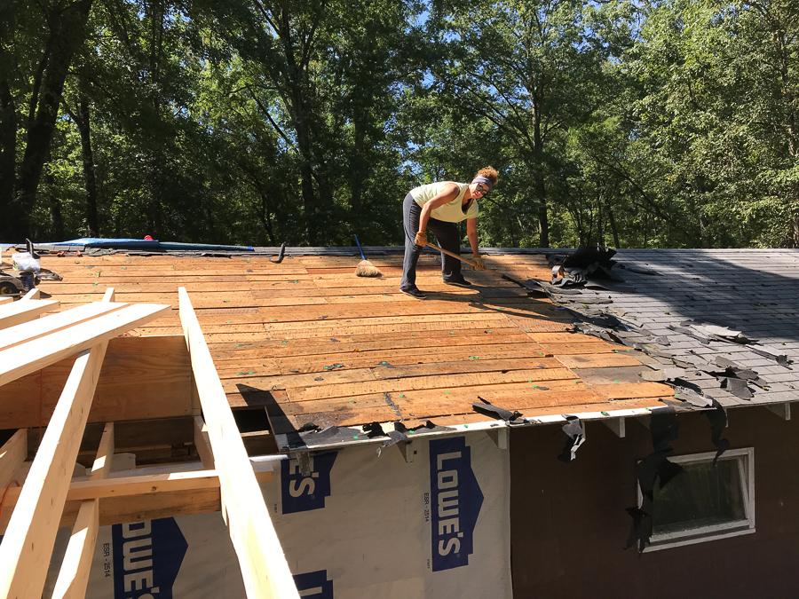 Tinder Roofing