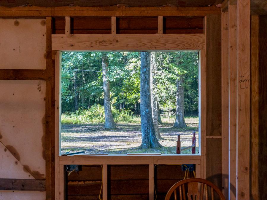 Last Kitchen Window