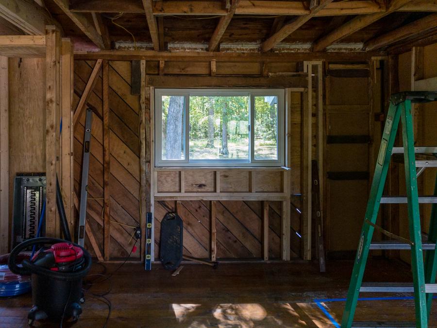 Last Living Room Window
